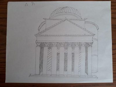 Sample - Architecture Drawing